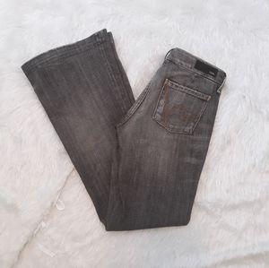 COH faye low waist full leg Jean's sz 24 *4